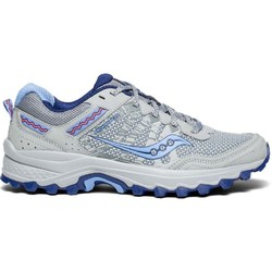 Saucony Excursion TR12 Womens Trail Running Shoes - Grey/Blue