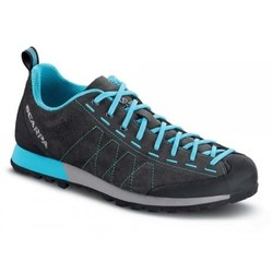 Scarpa Highball Womens Wide Approach Shoes - Shark/Atol