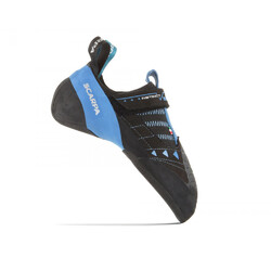 Scarpa Instinct VSR Mens Climbing Shoes - Black-Azur