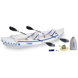 Sea Eagle SE370 2 Person Inflatable Kayak - Pro Package