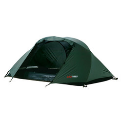 Black Wolf Stealth Mesh 2 Person Hiking Tent - Olive