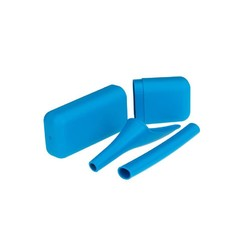 Shewee Extreme With Case & Xtube Female Urination Device - Blue