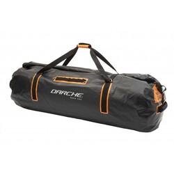 Darche Nero 240L Weatherproof Duffle Gear Bag - Black
