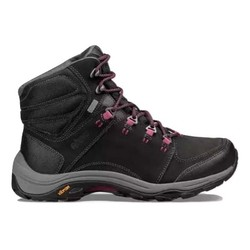 Anhu By Teva Montara III Womens Waterproof Hiking Boots - Black