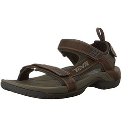 Teva Mens Tanza Sandals - Brown