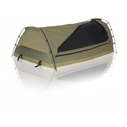 Darche AWOL 900 King Single Dome Canvas Swag - Khaki