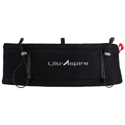 UltrAspire Fitted Race Belt - Black