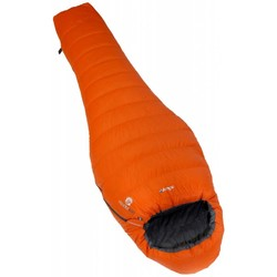 Vango Venom 400 Lightweight Sleeping Bag - Vermillion
