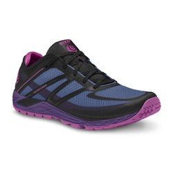 TOPO Runventure Womens Trail Running Shoes - Stone-Plum