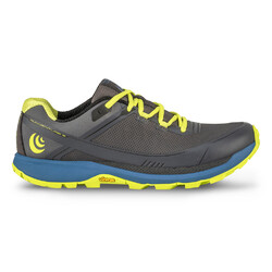 Topo Athletic Runventure 3 Womens Trail Running Shoes - Grey/Green