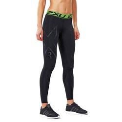 2XU Womens Refresh Recovery Tights - Black/Nero