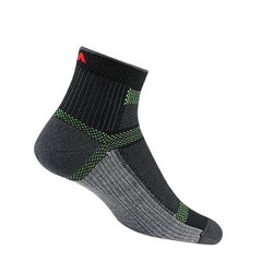 Wigwam Ultr Cool Lite Quarter Socks - Black