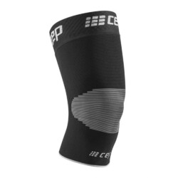 CEP Ortho Knee Compression Sleeve - Black/Grey