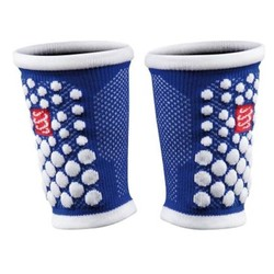Compressport Sweat band 3D.Dots - Blue - One Size