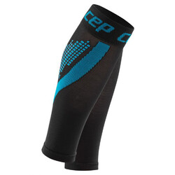 CEP NightTech Compression Mens Calf Sleeves - Blue