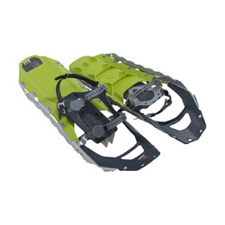 MSR Revo Trail Snowshoes Mens - Rave Green 22