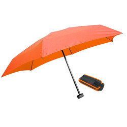 Euro Schirm Dainty Micro Travel Umbrella- Orange