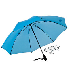 Euro Schirm Swing Lightflex Trekking Umbrella- Ice Blue