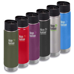 Klean Kanteen 20oz Wide Mouth Insulated Cafe Cap .6L