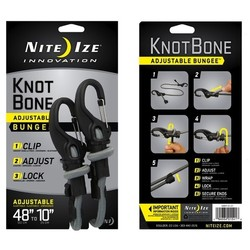 Nite Ize Knot Bone #9 Adjustable Bungee Cord