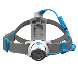 Led Lenser NEO10R Rechargeable Headlamp - 600 Lumens - Blue