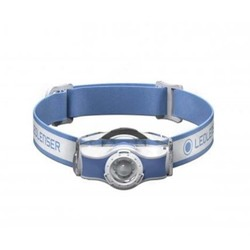 Led Lenser MH3 200 Lumen Headlamp - Blue