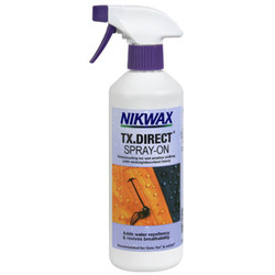 Nikwax TX Direct Spray-on Clothing Waterproofer 300ml