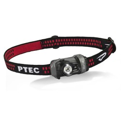 Princeton Tec Byte LED Headlamp with RED LED - 70 lumens - Black