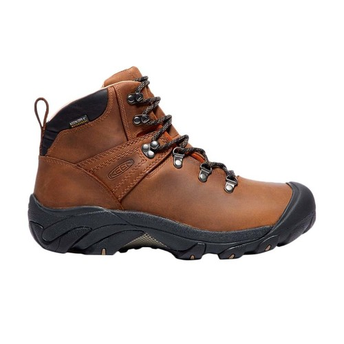KEEN Pyrenees Mens Hiking Boots - Brown