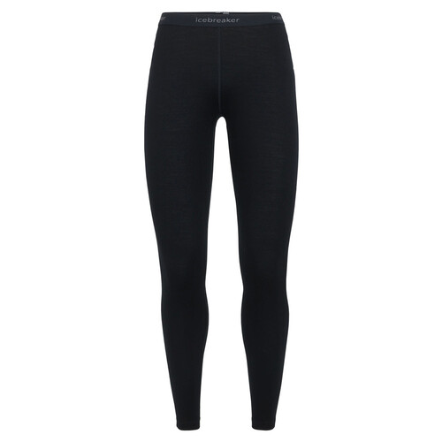 Icebreaker Tech 260 Womens Thermal Merino Base Layer Leggings