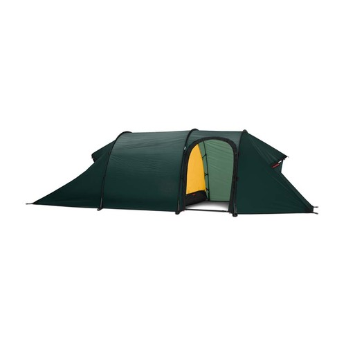 Hilleberg Nammatj 3 GT - 3 Person 4 Season Mountain Hiking Tent - Green