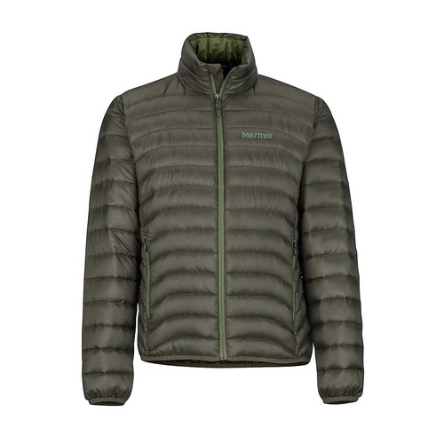 Marmot Tullus Mens Insulated Down Jacket - Forest Night