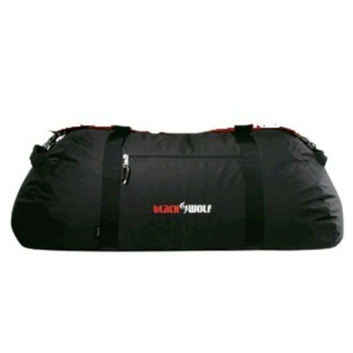 Black Wolf Dufflepak 100L Gear Duffle Bag - Black