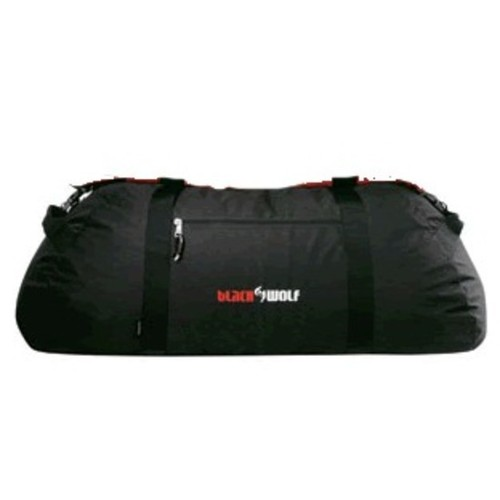 Black Wolf Dufflepak 150 Gear Duffle Bag - Black