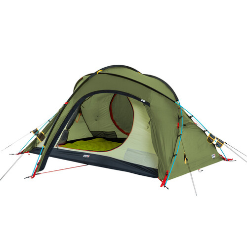 Wechsel Forum 42 Unlimited Line 2-Person Backpacking Tent - Green