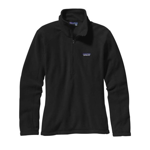 Patagonia Micro D 1/4 Zip Fleece Womens Jacket