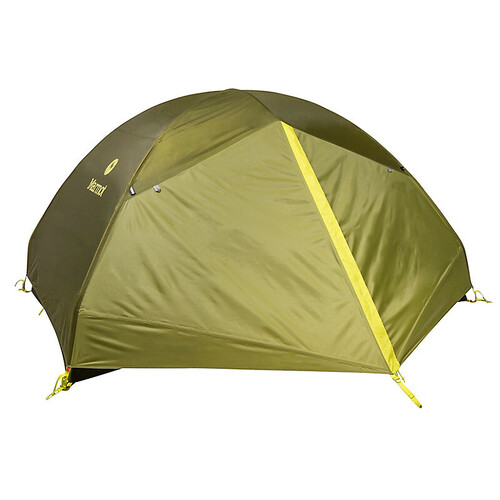 Marmot Tungsten 3P Person Lightweight Hiking Tent - Green Shadow/Moss