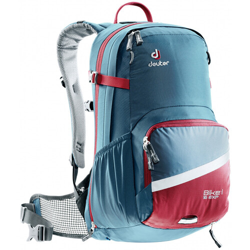 Deuter BP Bike I Air Exp 16L Bike Backpack - Arctic-Cran