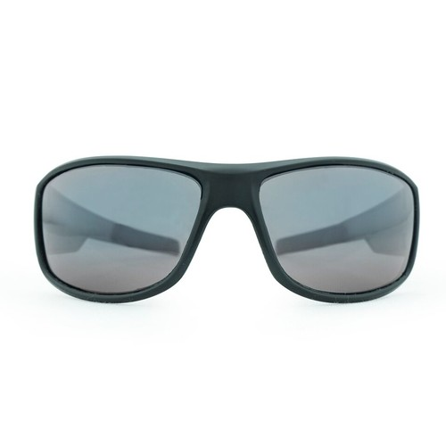 Venture Eyewear Surrender Polarised Sunglasses - Matte Blk/Smoke Revo