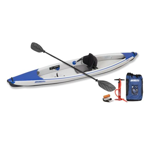Sea Eagle 393RL RazorLite 1 Person Inflatable Kayak - Pro Package