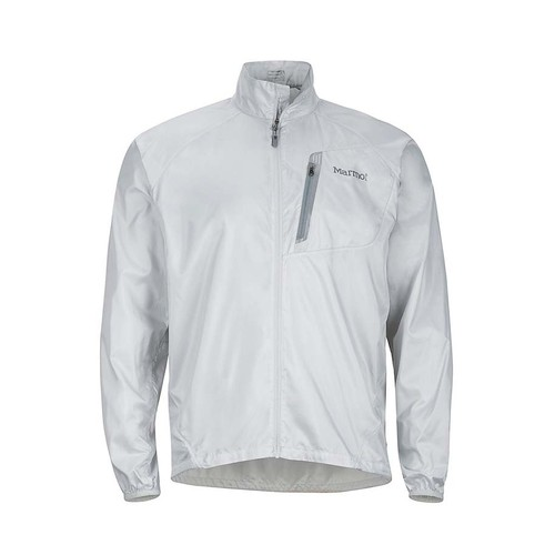 Marmot Trail Wind Jacket - Glacier Grey