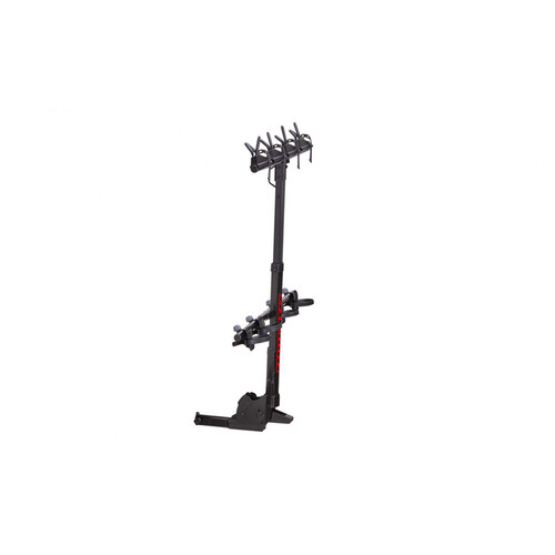 Yakima HangOver 4 Vertical Hanging Mountain Bike Rack - Black