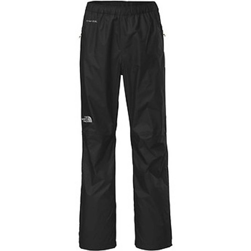 The North Face Venture Mens Half Zip Waterproof Pants - TNF Black