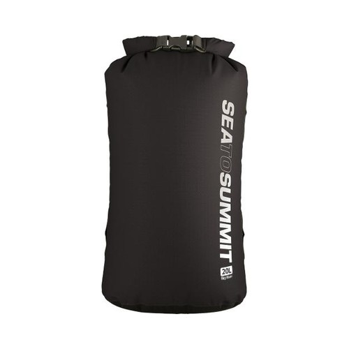 Sea To Summit Lightweight 20L Dry Sack - Black