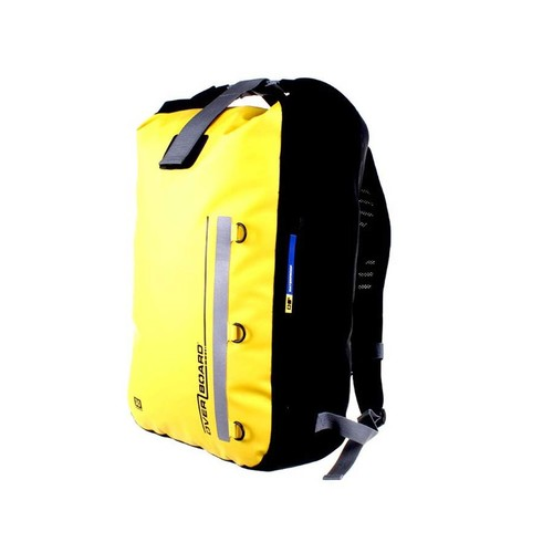 Overboard 30 Litre Classic Waterproof Backpack - Yellow