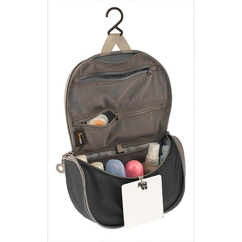 Sea to Summit Travelling Light Hanging Toiletry Bag Large - Black
