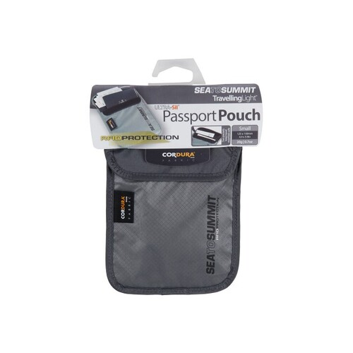 Sea to Summit Travelling Light Passport pouch RFID Blocking - Small