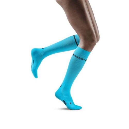 CEP Neon Womens Running Socks