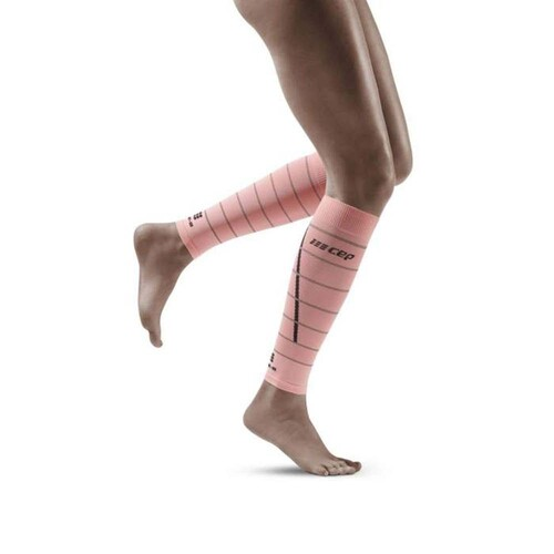 CEP Reflective Womens Calf Running Sleeves