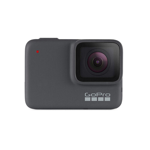 GoPro HERO7 - Silver + SD Card
